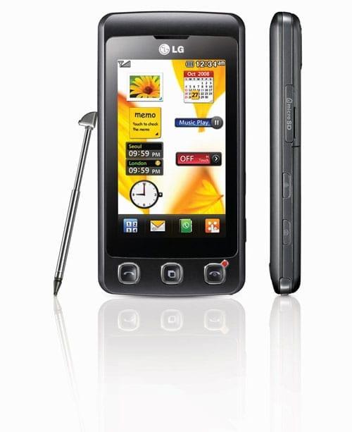 LG KP500 Cookie - 3