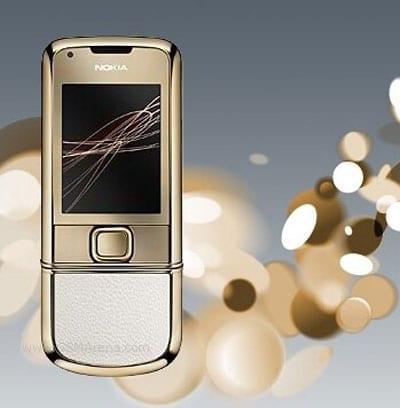Nokia 8800 Gold Arte - 2