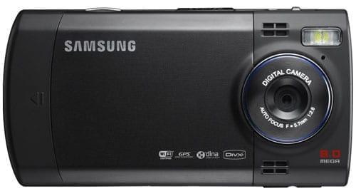 Samsung GT-i8510 innov8 - 2