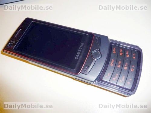 Samsung S8300 - 3