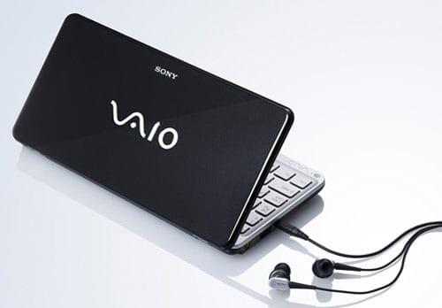 Netbook Sony Vaio P