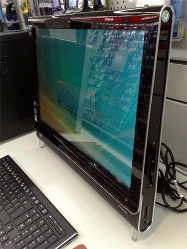 HP TouchSmart Desktop