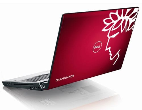Olympiacos Dell Laptop