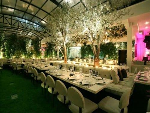 Villa Mercedes restaurant