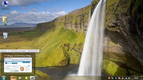 Windows 7 - Previews