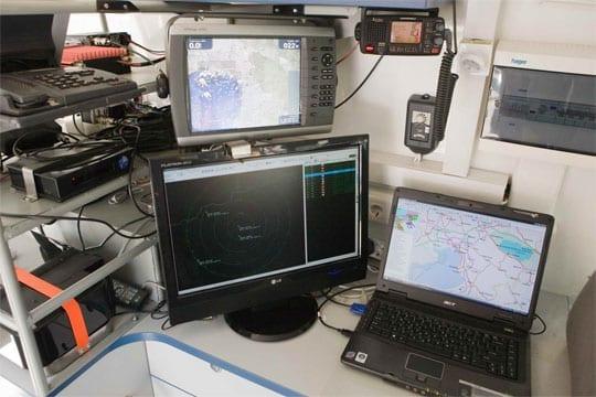 Χορηγία ηλεκτρονικού εξοπλισμού διάσωσης από την Cosmote