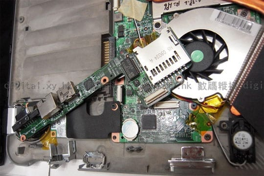 MSI X-Slim X340 Module