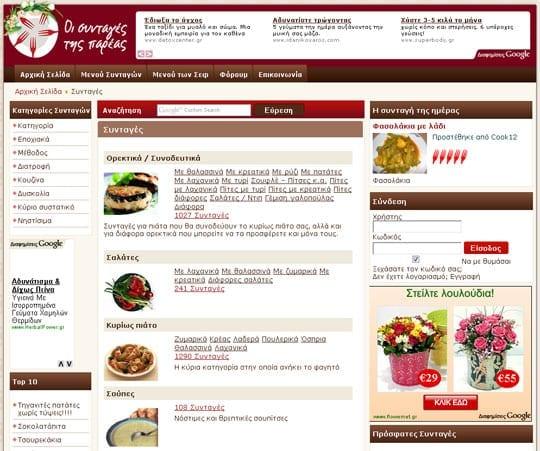 Οι Συνταγές της Παρέας - sintagespareas.gr