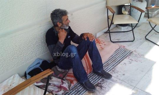 Θεοδόσης Γαλεράκης, απεργός πείνας, Ρέθυμνο