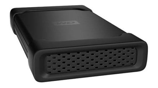 Western Digital WDE1UBK10000E 1TB Black