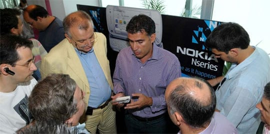 Nokia N97 Press Conference