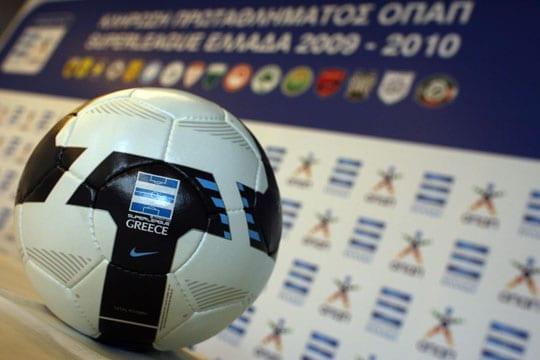 Πρωτάθλημα Super League 2009 - 2010