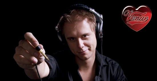 Armin Van Buuren @ Venue, 27/10/2009