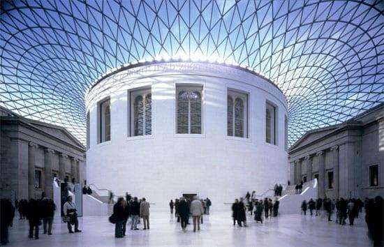 Λονδίνο, Βρετανικό Μουσείο