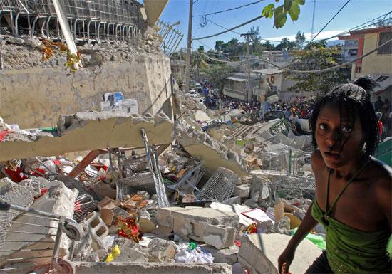 Απατεώνες προσπαθούν μέσω internet να εκμεταλλευτούν τον σεισμό στην Αϊτή