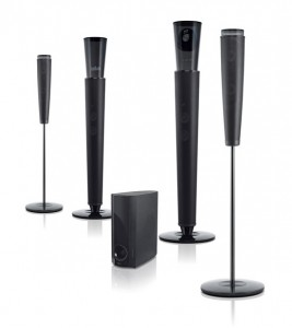 LG Home Theater System (HB994PK)