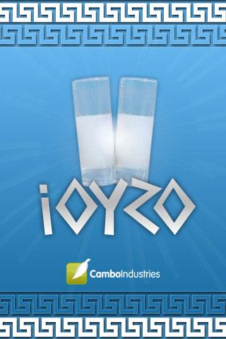 iOuzo iPhone App