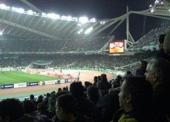 Panathinaikos vs AS Roma