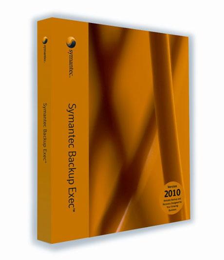 Symantec Backup Exec 2010