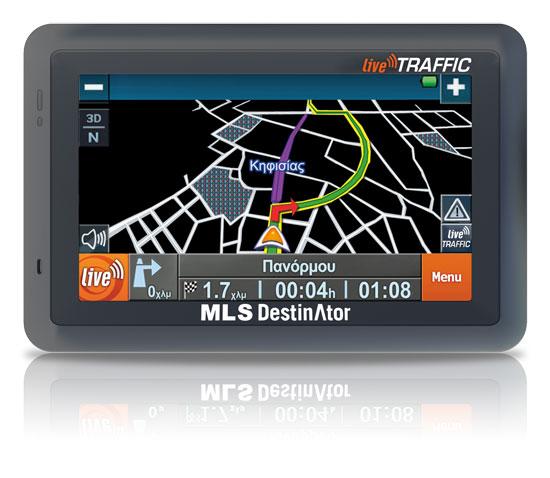 MLS Destinator Live Traffic