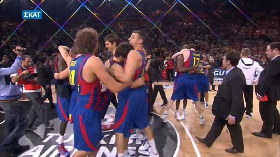 Πρωταθλήτρια Ευρώπης η Barcelona