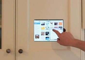iPad στην κουζίνα