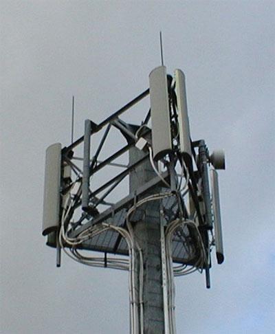 Κεραία κινητής τηλεφωνίας