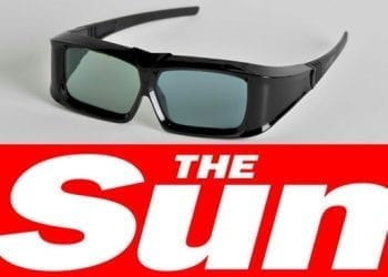 The Sun, 3D newspaper