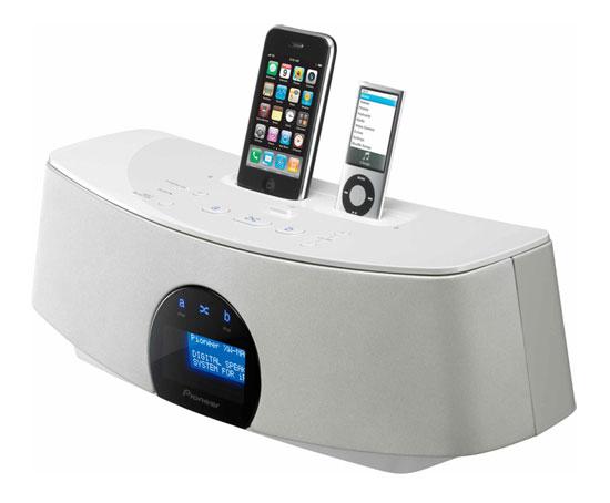 Pioneer iPhone iPod Docking Station