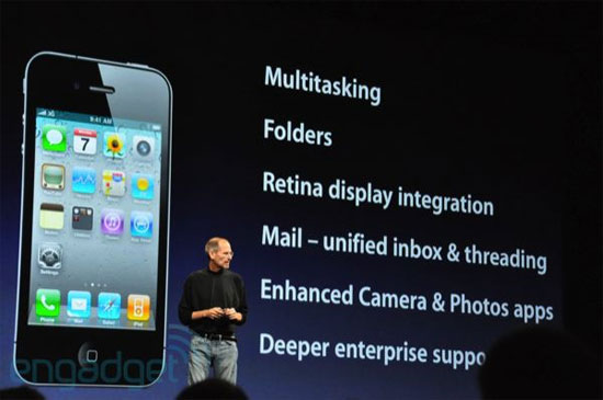 Apple iOS 4