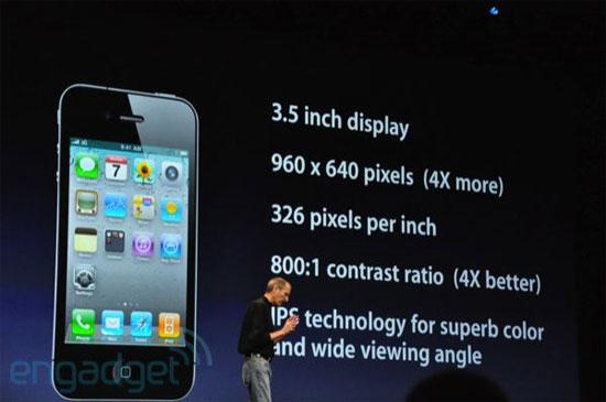 iPhone 4 Specs