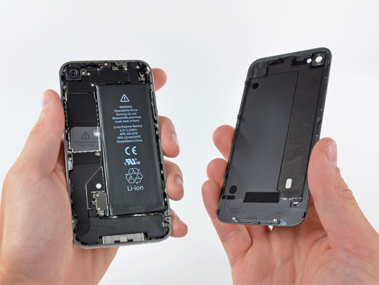iPhone 4 teardown