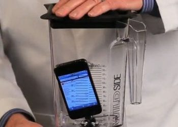 iPhone 4, Will it blend?