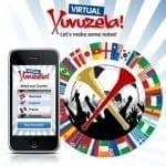 Όλα τα Vuvuzela Apps για iPhone και iPad