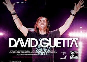 David Guetta at Villa Mercedes