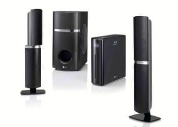 LG ΗΒ45Ε, Σύστημα Blu-ray home theater