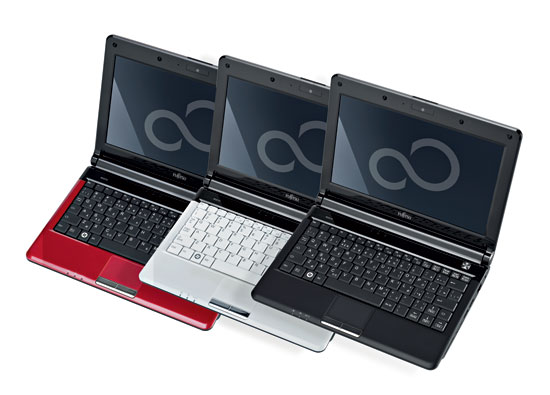 Netbook Fujitsu Μ2010