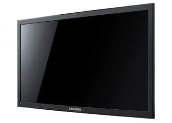 Samsung LED LFD επαγγελματικές οθόνες