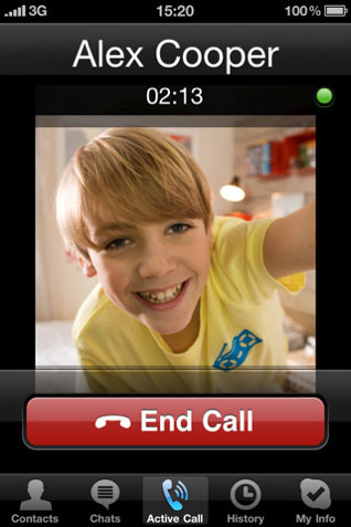 Skype for iPhone