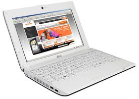 Netbook LG X110
