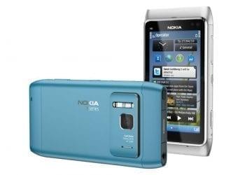 Nokia N8, Camera 12 Megapixel