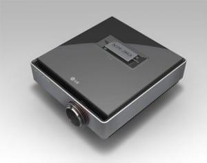 LG CF3D Προβολέας Full HD 3D με μονό φακό