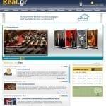 Real.gr: Πρώτες εντυπώσεις από το portal του Νίκου Χατζηνικολάου