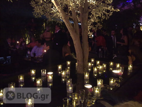 HTC Party στο Villa Mercedes