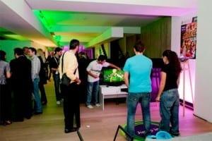 Κιnect for Xbox 360 party