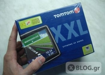 TomTom XXL