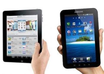 Apple iPad ή Samsung Galaxy Tab