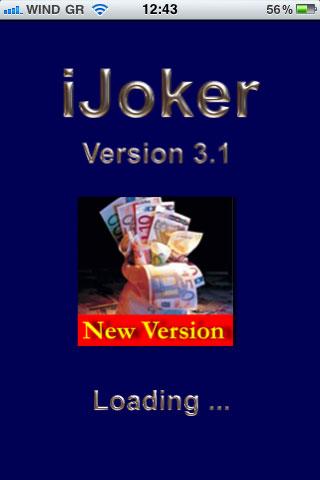iJoker iPhone app