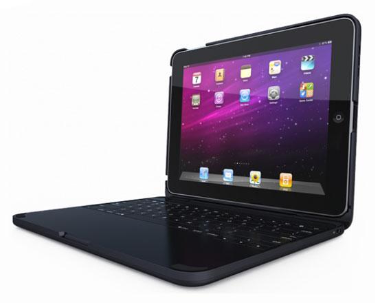 iPad Clamcase και το iPad γίνεται laptop
