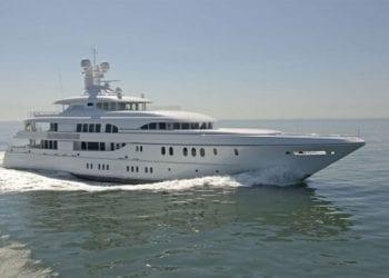 Super Yacht έλεγχος με iPad